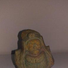 Arte: ESTATUA PRECOLOMBINA - JAMA COAQUE - ECUADOR - 500 D.C. Lote 130747264