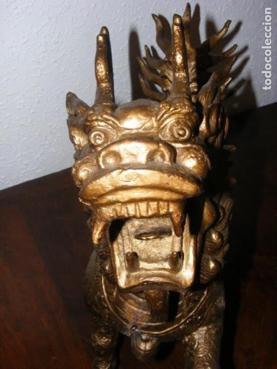 Arte: Pareja de furias chinas - Foto 14 - 28511476