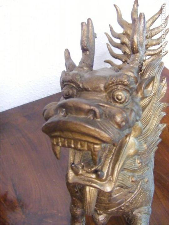 Arte: Pareja de furias chinas - Foto 15 - 28511476