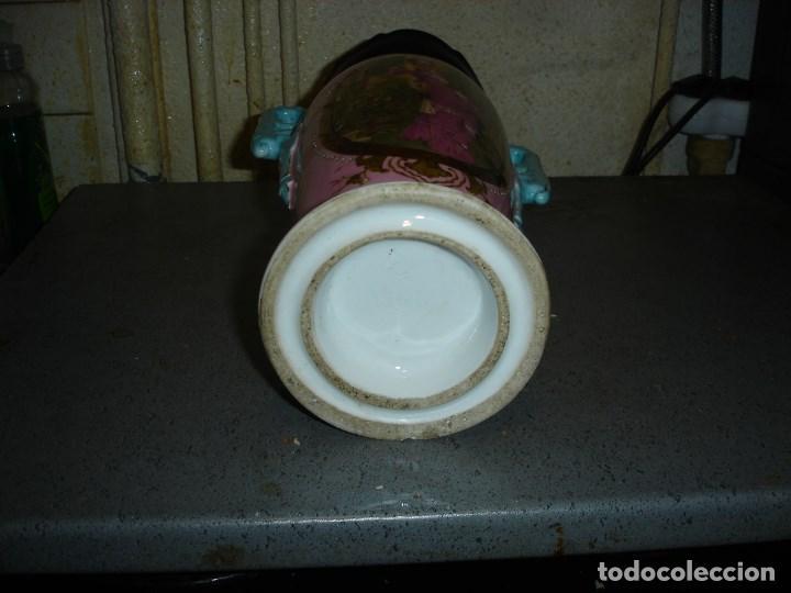Arte: muy bonito jarron en porcelana sevres ver fotos de coleccion - Foto 4 - 193778831