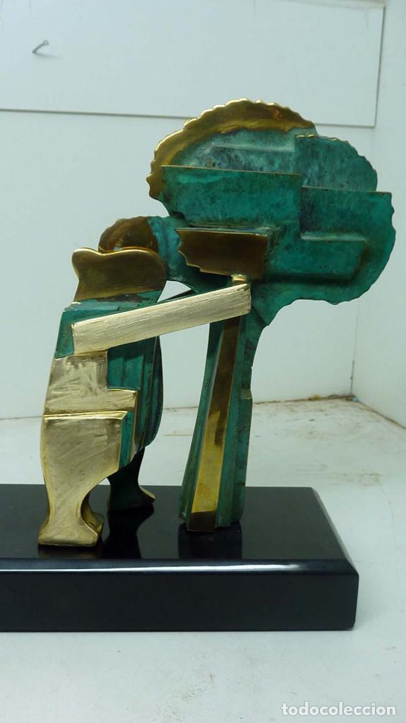 BRONCE OSO Y MADROÑO (Arte - Escultura - Bronce)