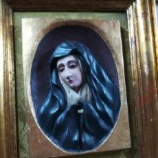 Arte: TALLA EN RELIEVE DE LA PIEDAD XVIII. Lote 133049183