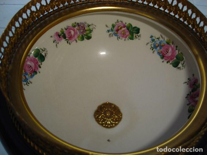 Arte: muy muy bonita guarnicion en porcelana de Sevres ver fotos de coleccion - Foto 4 - 133509654