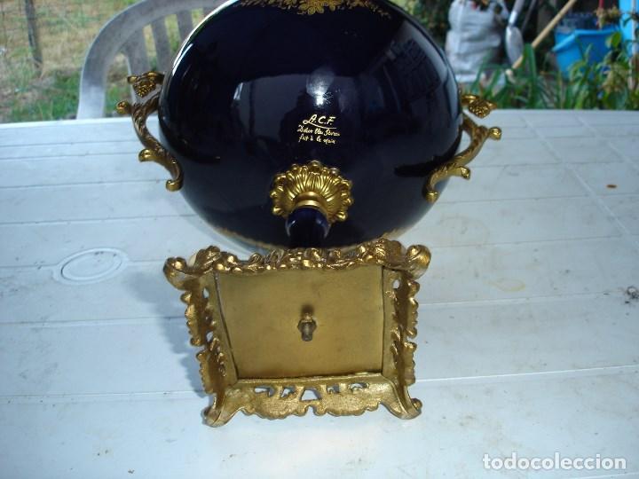 Arte: muy muy bonita guarnicion en porcelana de Sevres ver fotos de coleccion - Foto 6 - 133509654
