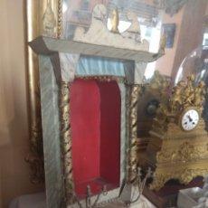 Arte: ALTAR - CAPILLA RELIGIOSA CHAPA XIX. Lote 133840275
