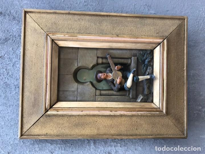 Arte: magnifica pareja de terracotas granadinas - Foto 3 - 134120770