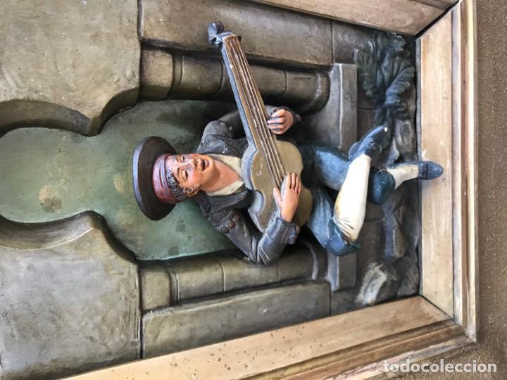 Arte: magnifica pareja de terracotas granadinas - Foto 12 - 134120770