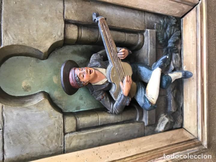 Arte: magnifica pareja de terracotas granadinas - Foto 13 - 134120770