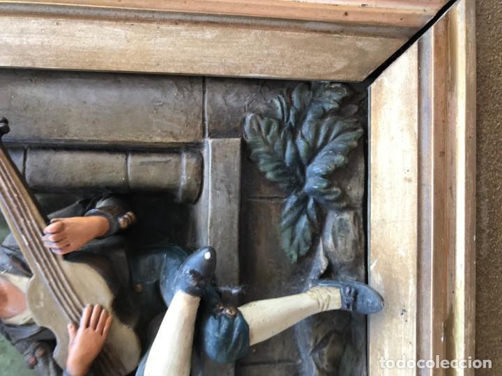 Arte: magnifica pareja de terracotas granadinas - Foto 14 - 134120770