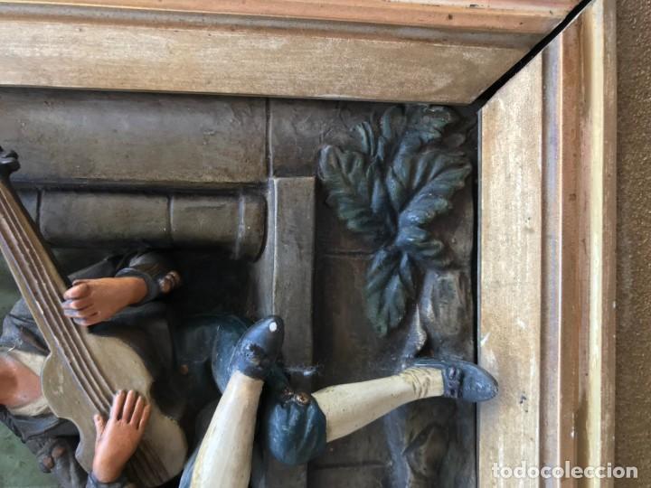 Arte: magnifica pareja de terracotas granadinas - Foto 15 - 134120770