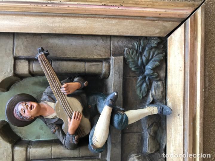 Arte: magnifica pareja de terracotas granadinas - Foto 16 - 134120770