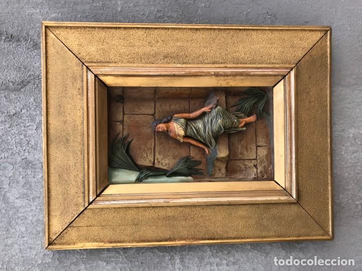 Arte: magnifica pareja de terracotas granadinas - Foto 21 - 134120770
