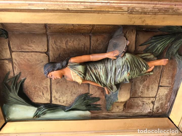 Arte: magnifica pareja de terracotas granadinas - Foto 28 - 134120770