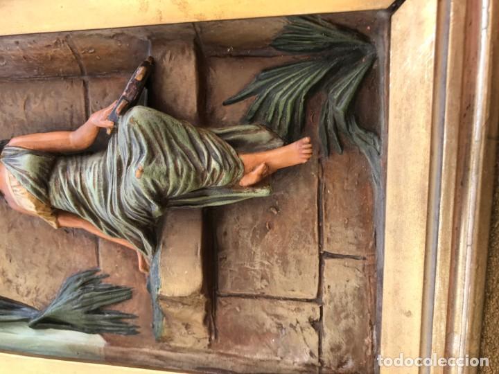 Arte: magnifica pareja de terracotas granadinas - Foto 29 - 134120770