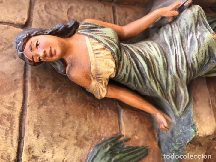 Arte: magnifica pareja de terracotas granadinas - Foto 31 - 134120770