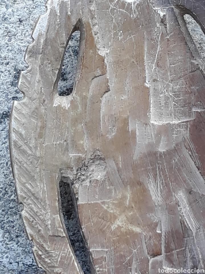 Arte: Máscara piedra tallada - Foto 3 - 134910825