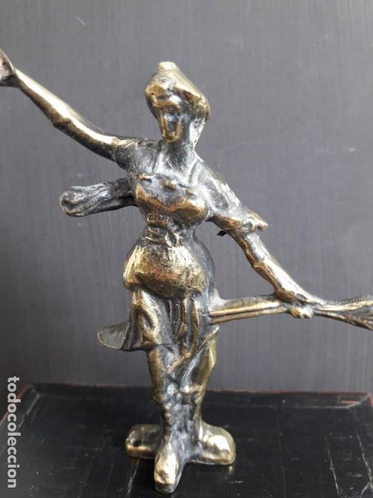 Arte: Figura bronce - Foto 2 - 136386358