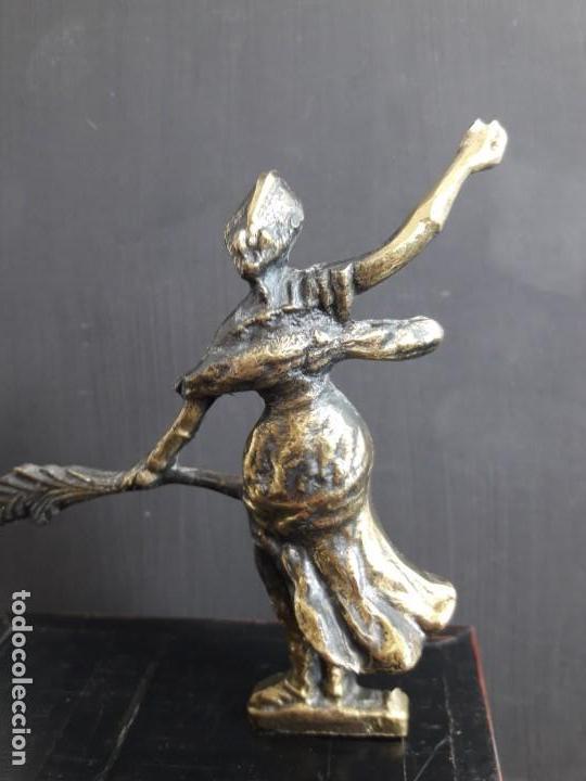 Arte: Figura bronce - Foto 3 - 136386358