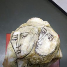 Arte: MARIA PAZ GARCIA-BORRÓN ( ARTISTA ESCULTORA ). Lote 136458710