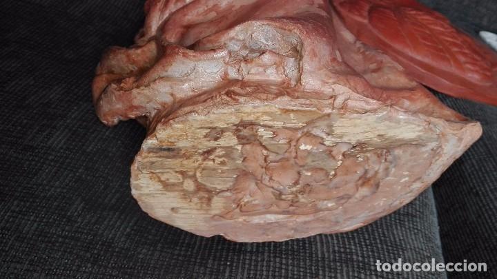Arte: Preciosa escultura de barro cocido.años 50.Ronda. - Foto 7 - 136710598