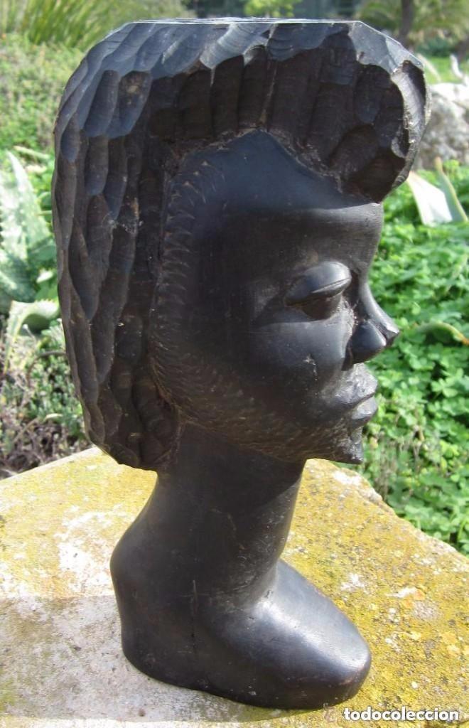 TALLA EBANO (Arte - Escultura - Madera)