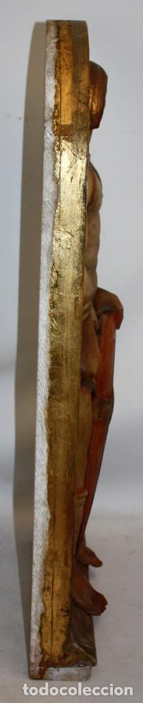 Arte: SENSACIONAL PLAFON DE SAN JORDI EN ALABASTRO DE APROXIMADAMENTE 1900 - Foto 13 - 142568714