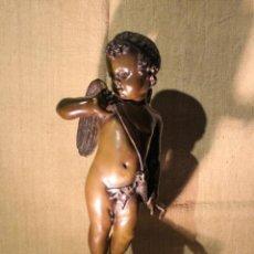 Arte: ANGEL DE BRONCE. Lote 142664510