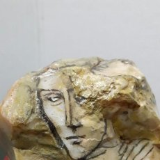 Arte: MARIA PAZ GARCIA-BORRÓN ( ARTISTA ESCULTORA ). Lote 143959850