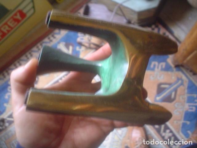 Arte: escultura modernista en bronce firmada del famoso artista fidel GOAS - Foto 5 - 143983654