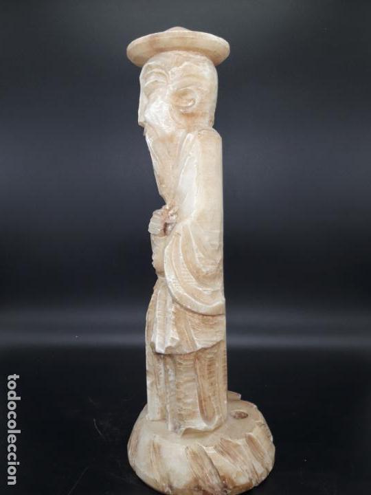 Arte: Figura de alabastro - Foto 3 - 144707402