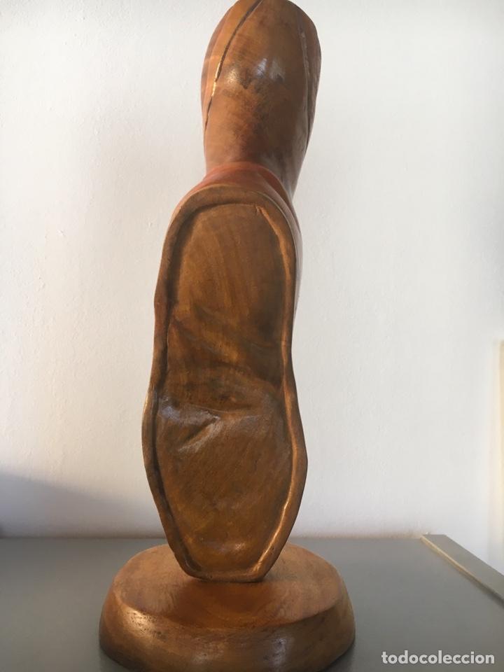 Arte: Escultura de madera tallada cubana - Foto 2 - 145574734