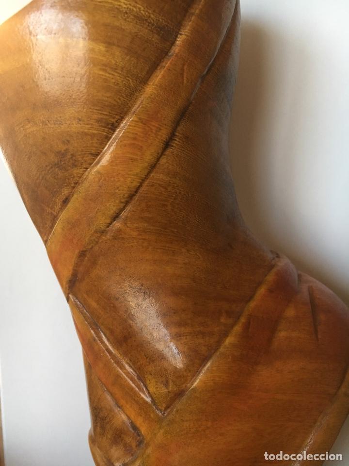 Arte: Escultura de madera tallada cubana - Foto 3 - 145574734