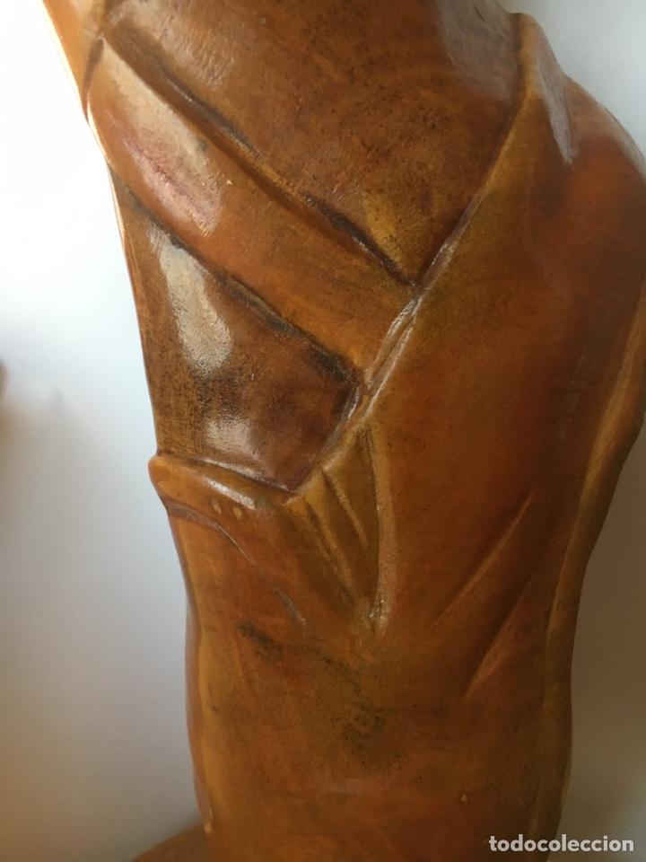 Arte: Escultura de madera tallada cubana - Foto 4 - 145574734