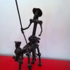 Arte: DON QUIJOTE. ARTE POPULAR. Lote 145682418