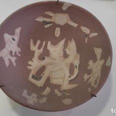 Arte: JOAN VILACASAS (1920-2007) . DIABLO. PARÍS 1954.. Lote 145711994