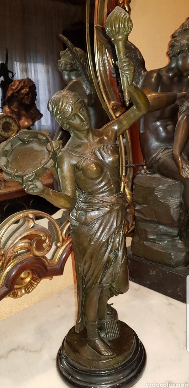 ESCULTURA DE BRONCE ( 57 CM ) (Arte - Escultura - Bronce)