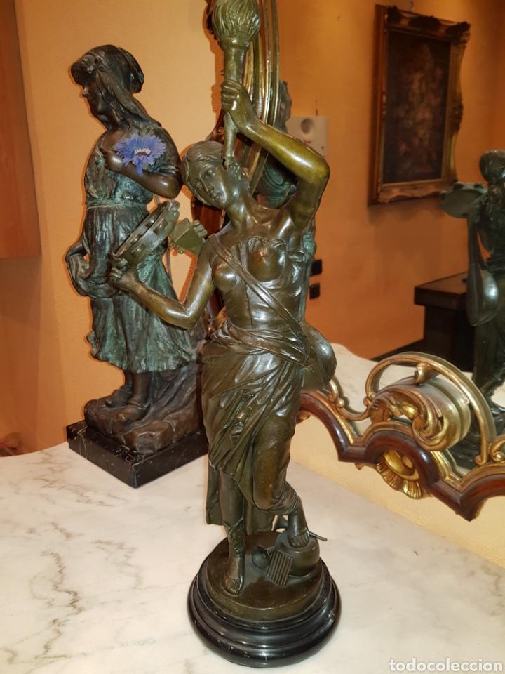 Arte: Escultura de bronce ( 57 cm ) - Foto 3 - 146121882