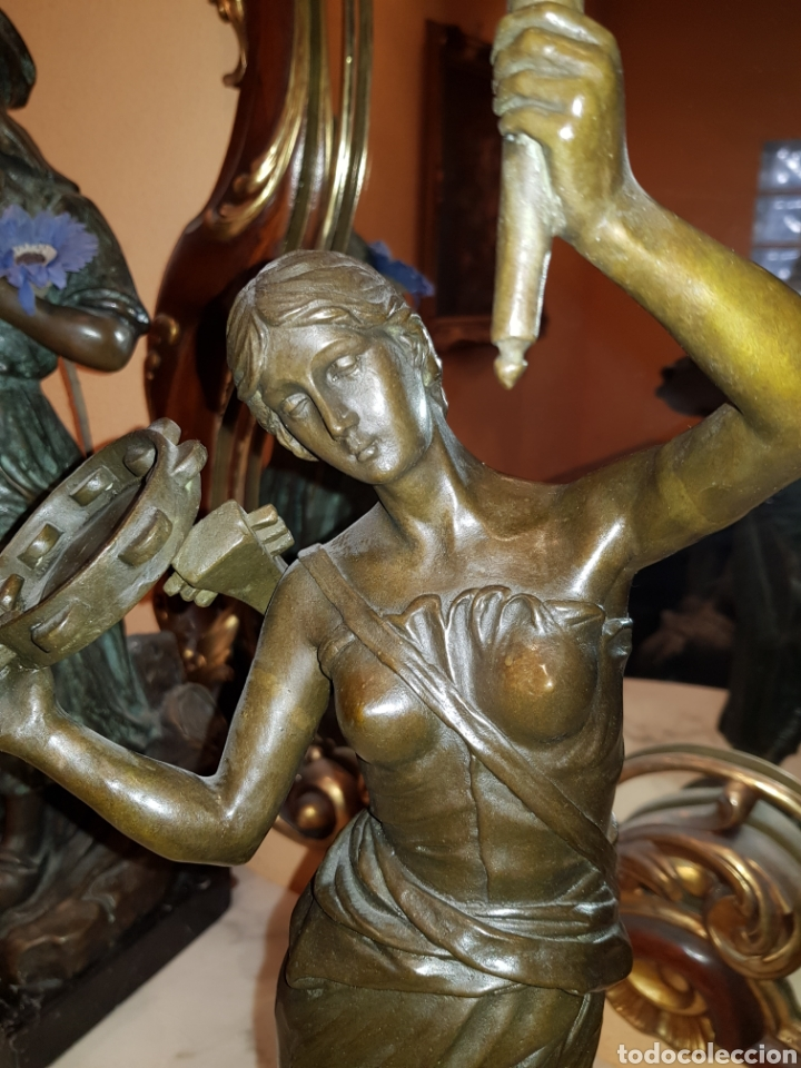 Arte: Escultura de bronce ( 57 cm ) - Foto 4 - 146121882