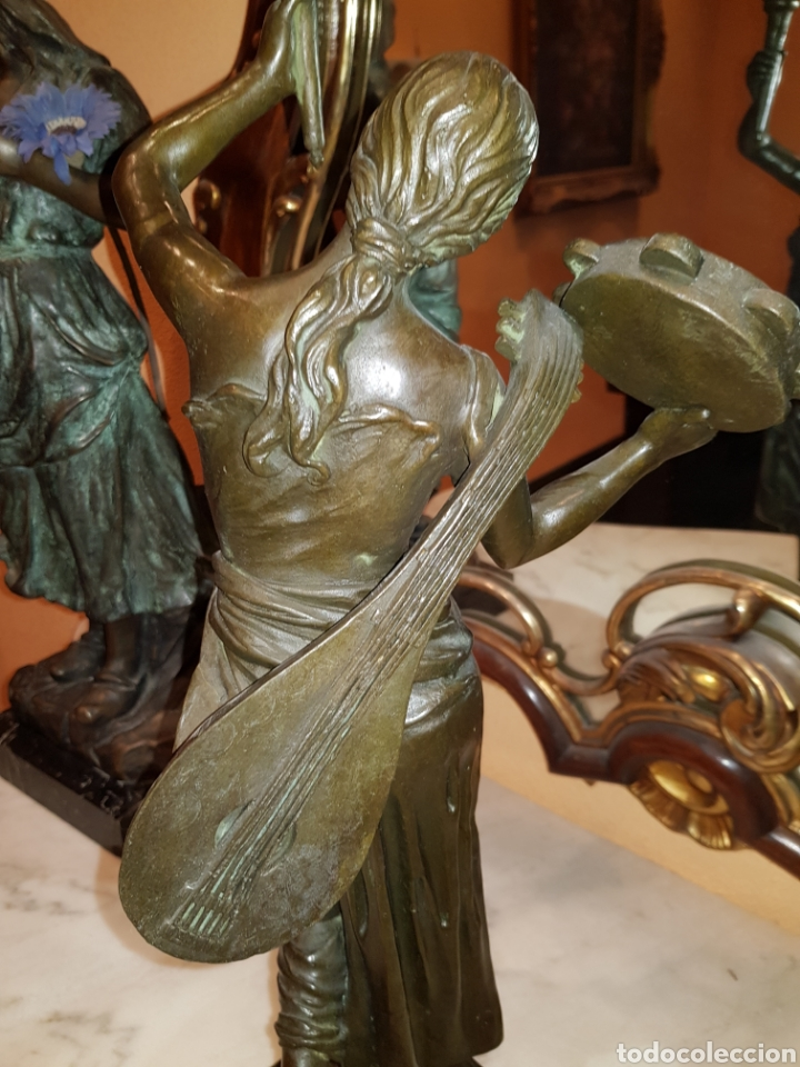 Arte: Escultura de bronce ( 57 cm ) - Foto 5 - 146121882