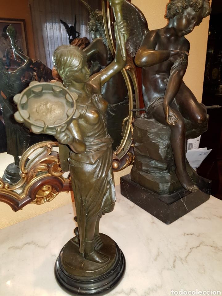 Arte: Escultura de bronce ( 57 cm ) - Foto 8 - 146121882