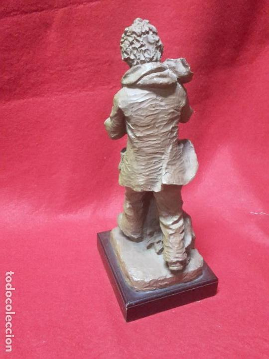 Arte: Escultura Josep Bofill en resina - Foto 2 - 146691278