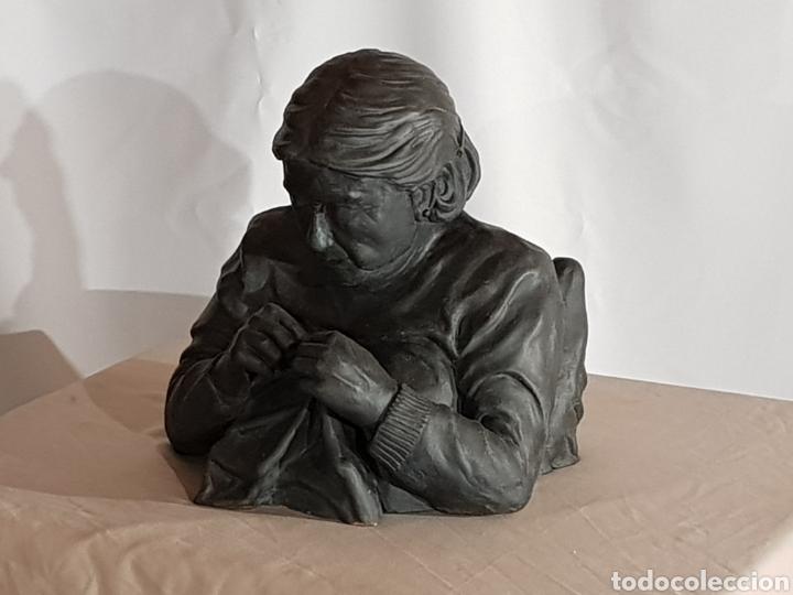 ESCULTURA EN TERRACOTA (Arte - Escultura - Terracota )
