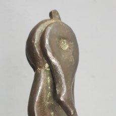 Arte: JOSÉ ABAD (LA LAGUNA 1942) PRECIOSA E INTERESANTE ESCULTURA NUMERADA Y FIRMADA.. Lote 147846857