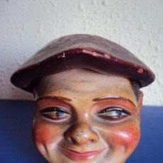 Arte: (ANT-190178)FIGURA DE TERRACOTA - BUXO OLOT ???. Lote 147887214
