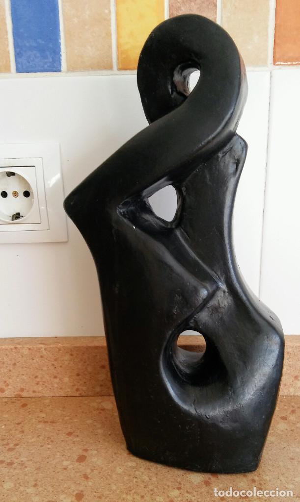 ESCULTURA MACIZA VINTAGE (Arte - Escultura - Resina)