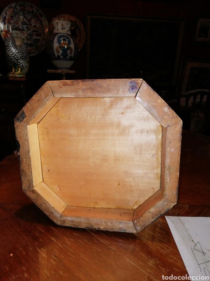Arte: Inmaculada en madera tallada y policromada Olot siglo XIX - Foto 10 - 147774686