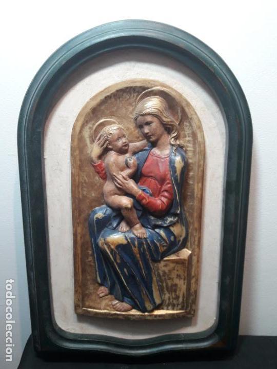 RELIEVE DE RESINA (Arte - Escultura - Resina)