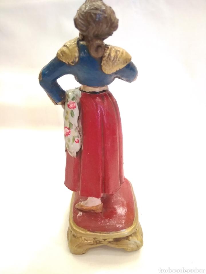 Arte: Barro granadino Figura de terracota (nueva) - Foto 3 - 152529422