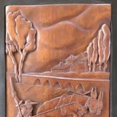 Arte: TRAPOTE MEDINA, JESÚS , ( ESCULTOR DE VALLADOLID ). Lote 152572618
