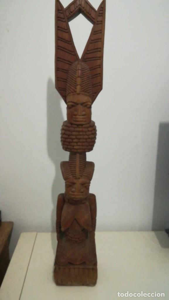 TALLA DE MADERA (Arte - Escultura - Madera)